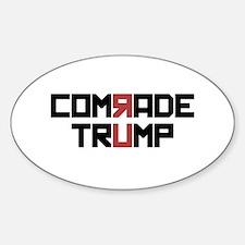 Comrade Trump Decal