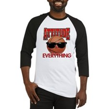 Attitude is Everything Baseball Jersey