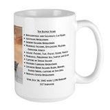 Uss indianapolis Large Mugs (15 oz)