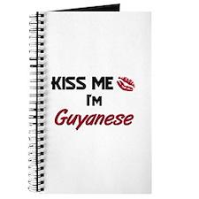 Kiss me I'm Guyanese Journal
