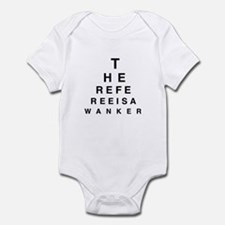 Blind REFEREE Infant Bodysuit
