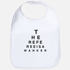 Blind REFEREE Bib