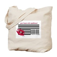 American Corporations Flag Tote Bag