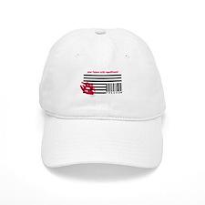 American Corporations Flag Baseball Cap