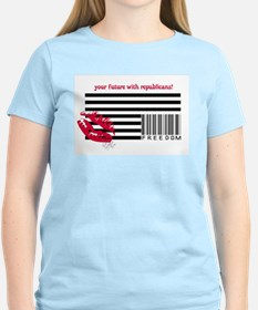 American Corporations Flag T-Shirt