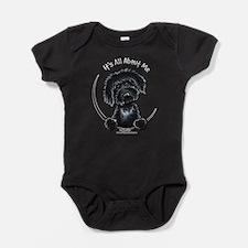 Cute Labradoodles Baby Bodysuit