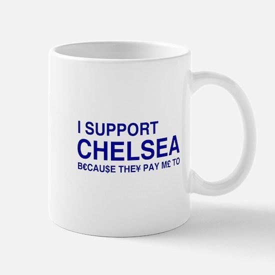 I Support Chelsea Mug