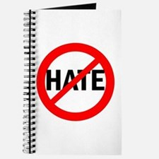 Say NO to Hate Journal