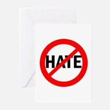 Say NO to Hate Greeting Cards (Pk of 10)