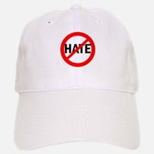 Say NO to Hate Baseball Baseball Cap