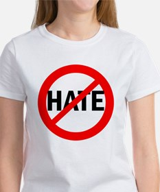 Say NO to Hate Women's T-Shirt