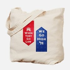 Low-High Tote Bag