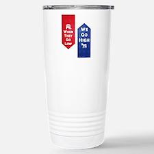 Low-High Travel Mug