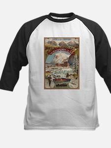 Grindelwald & Bear Hotel - Vintage Travel Poster B