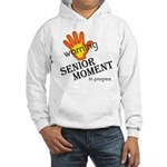 Senior Moment! Hooded Sweatshirt