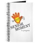 Senior Moment! Journal