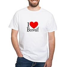 I Love Beowulf Shirt