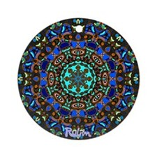 Ornament (Round)<br>Kalidescope 6