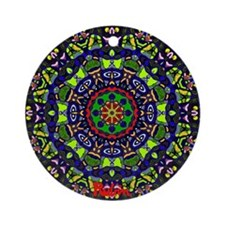 Ornament (Round)<br>Kalidescope 4