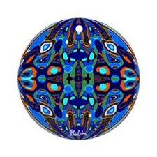 Ornament (Round)<br>Kalidescope 3