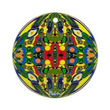 Ornament (Round)<br>Kalidescope 2
