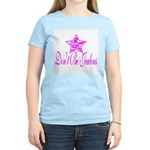 Don't Be Jealous Women's Pink T-Shirt