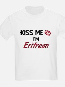 Kiss me I'm Eritrean T-Shirt