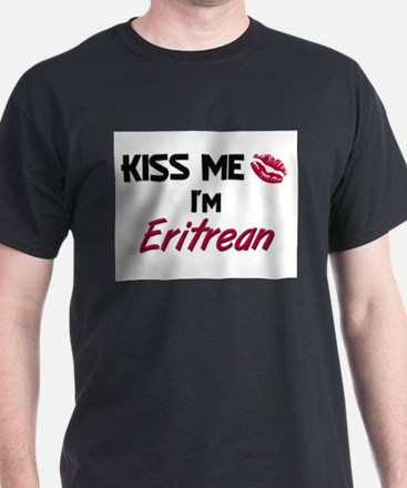 Kiss me I'm Eritrean T-Shirt