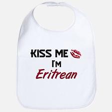 Kiss me I'm Eritrean Bib