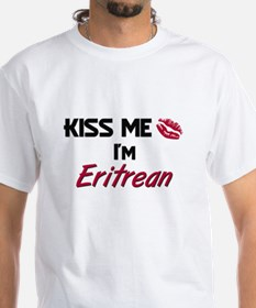 Kiss me I'm Eritrean Shirt