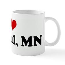 I Love St. Paul, MN Mug