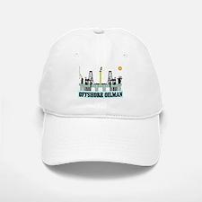 Offshore Oilman Baseball Baseball Cap
