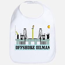 Offshore Oilman Bib