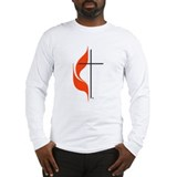 United methodist Long Sleeve T-shirts