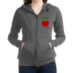 Kindergarten teacher Women's Zip Hoodie
