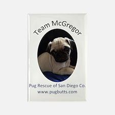 Team Mcgregor Magnets