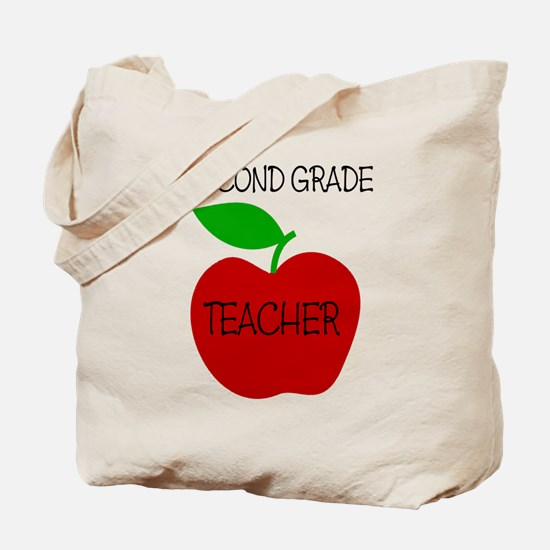 Cute Teacher second Tote Bag