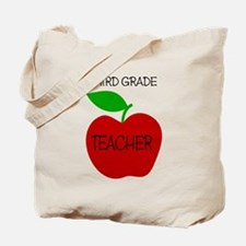 Cute 3rd grade teacher Tote Bag