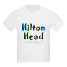 Hilton Head Type - T-Shirt