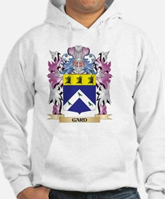 Gard Coat of Arms (Family Crest) Hoodie