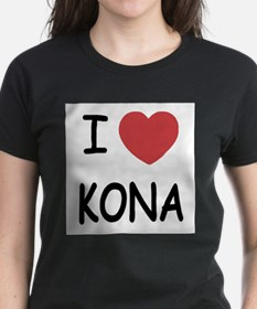 I heart kona T-Shirt