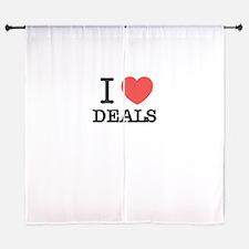 I Love DEALS Curtains