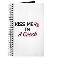 Kiss me I'm A Czech Journal