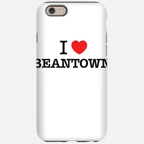 I Love BEANTOWN iPhone 6/6s Tough Case