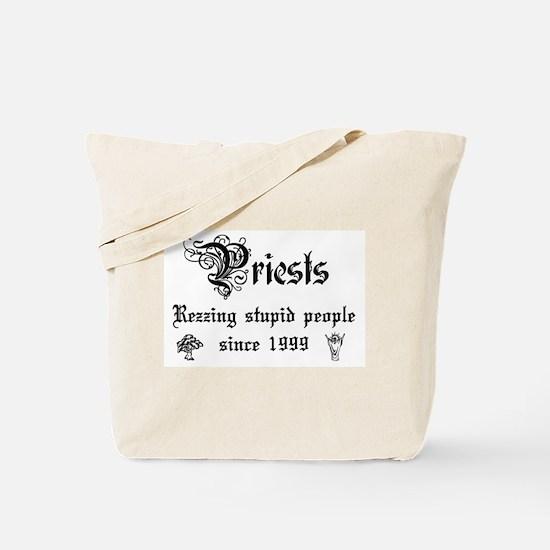 Priests Tote Bag