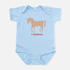 I Believe In Unicorns Body Suit