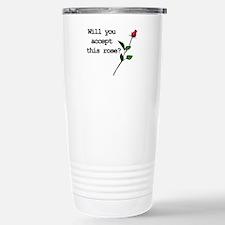 Unique Bachelor Travel Mug