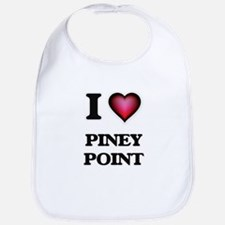 I love Piney Point Massachusetts Bib
