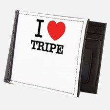 I Love TRIPE Mens Wallet