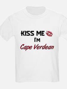 Kiss me I'm Cape Verdean T-Shirt